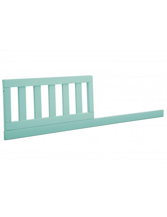 Delta Children Daybed/Toddler Guardrail Kit #555725, Aqua