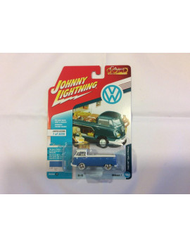 Johnny Lightning 1965 VW Type 2 Diecast Pickup Truck