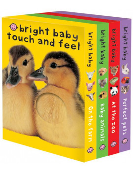 Bright Baby Touch and Feel (Board Book)
