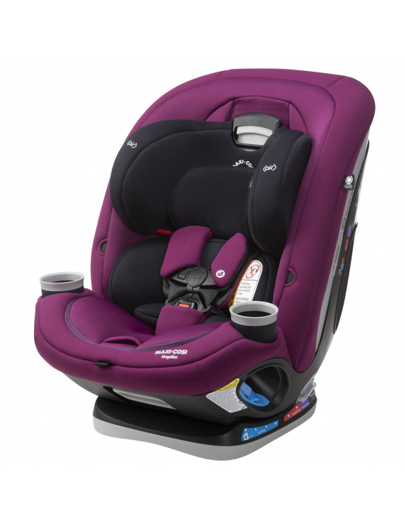 Maxi-Cosi Magellan XP All-in-One Convertible Car Seat, Violet Caspia
