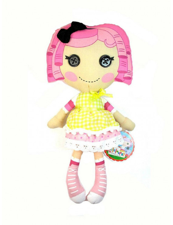 Plush Toy - Lalaloopsy - Crumbs Sugar Cookie - 13 Inch