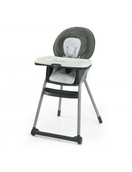 Graco Table2Table LX 6-in-1 Highchair, Infant to Big Kid, Arrows