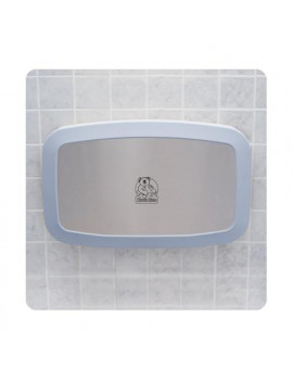 Koala Kare Products Baby Changing Station Horizontal Wall Mount