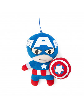 Marvel Captain America Ver. 3 Kawaii Art Collection Plush Toy