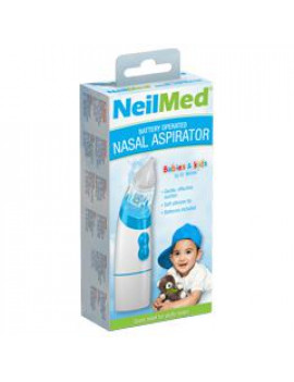 NEILMED BATTERY OPERATED NASAL ASPIRATOR