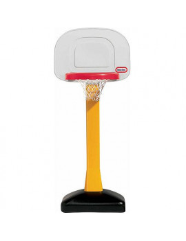 Little Tikes TotSports Basketball Set with Non-Adjustable Post