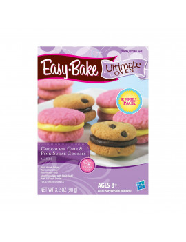 Easy-Bake Ultimate Oven Chocolate Chip & Sugar Cookies Refill Pack