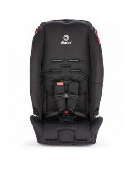 Diono - Radian 3 R Latch Convertible Car Seat, Black