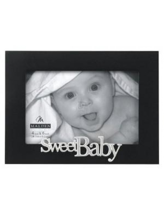 4X6 SWEET BABY EXPRESSIONS Picture Frame