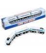 Imagination Generation Bullet Train Express | 3 Magnetic Wooden Cars Compatible with Most Brands
