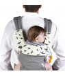 Drool & Teething Pad for Ergobaby Four Position 360 Baby Carrier, 3 Piece Set (Carrier NOT included)
