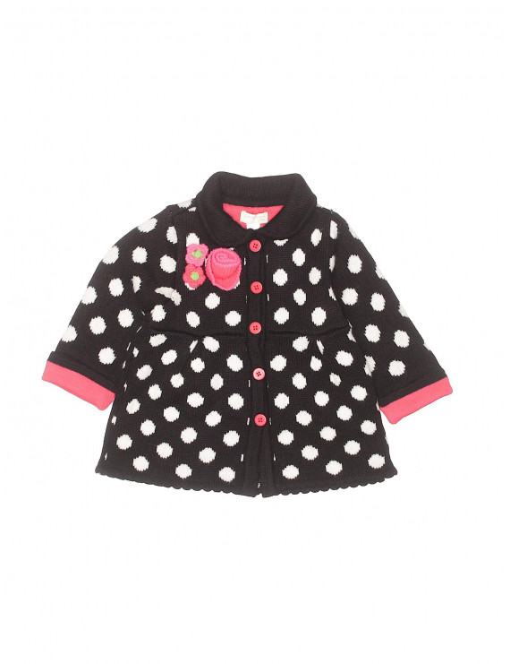 Pre-Owned First Impressions Girl's Size 6-9 Mo Coat