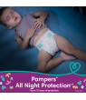 Pampers Cruisers Active Fit Taped Diapers, Size 3, 140 ct