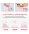 Multifunction Anti-slip Storage Box Portable Folding Baby Infant Bathtub for Children Toddlers Baby