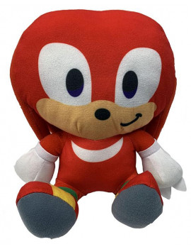 Sonic the Hedgehog - Knuckles 9 Inch Stuffed Plush Toy
