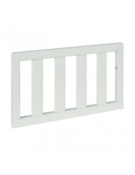 Baby Relax DA8275-5W Colton Toddler Guardrail, White