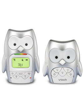 VTech Safe and Sound DM225 DECT 6.0 Digital Audio Baby Monitor