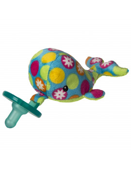Wubbanub Bubbly Whale Infant Pacifier - Mary Meyer Limited Edition