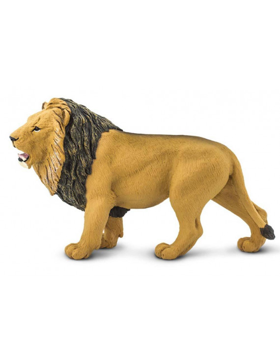 Wildlife Wonders Lion  Safari Ltd Animal Educational Kids Toy Figure