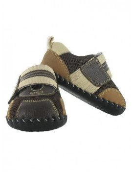 Originals Adrian Sneaker (Infant),Brown,Extra Small (0-6 Months)