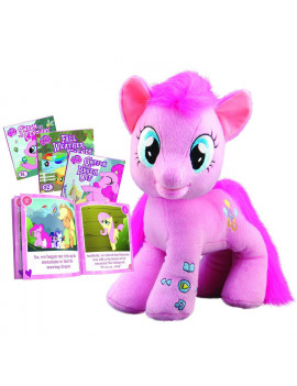 My Little Pony Pinkie Pie Animated Storyteller (Books included may vary)