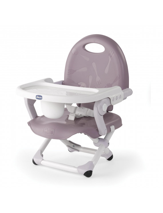 Chicco Pocket Snack Booster Seat, Lavender