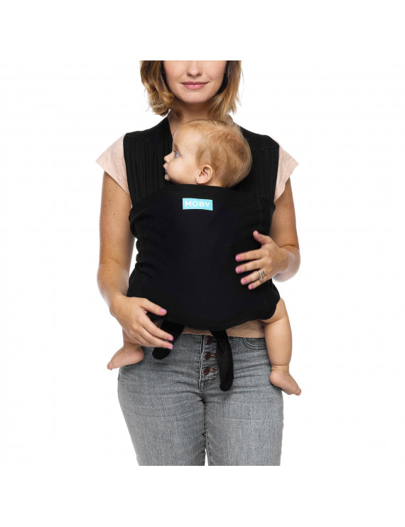 Moby Wrap Moby Fit - Black