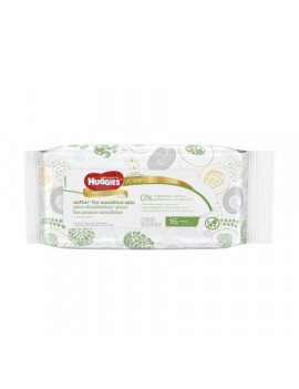 Wholesale Huggies Natural Care Baby Wipes (Pack of 2)