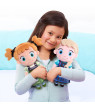 Disney Frozen Bedtime Cuddle Plush Young Elsa