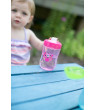 Dr. Brown's Soft-Spout Toddler Cup, Monster Pink, 9 Ounce, Single