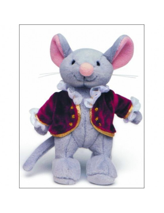 Music for Little Mozarts- Plush Toy- Mozart Mouse