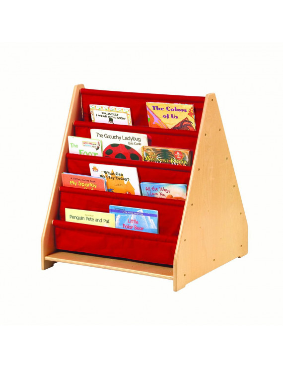 2-Sided Canvas Book Display