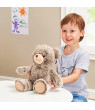 Spark. Create. Imagine Small Plush Teddy Bear, Dark Gray