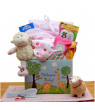 GBDS 890352-P Welcome New Baby Gift Box - Pink