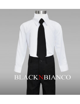 2 Button Lightweight Boys Suits Complete Outfit