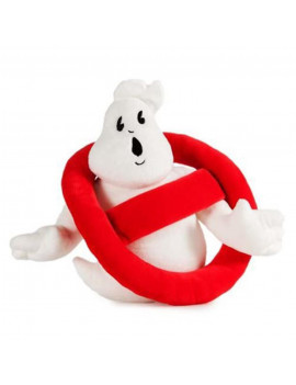 "Ghostbusters 8"" Phunny Plush: ""No Ghost"" Logo"