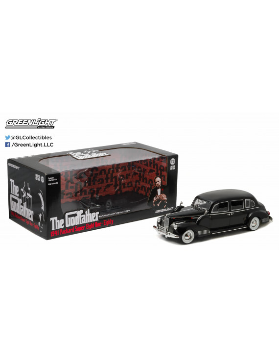 1:18 The Godfather (1972) - 1941 Packard Super Eight One-Eighty
