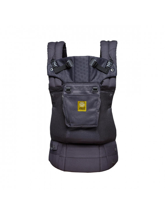 LILLEbaby Airflow Baby Carrier - Charcoal