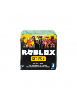 Roblox Celebrity Collection – Series 4 Mystery Figure [Includes 1 Figure + Exclusive Virtual Item]