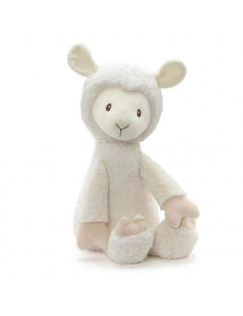 "Baby Baby Toothpick Llama Stuffed Animal Plush Toy, 16"", Multicolor, PLUSH BABY LLAMA: This super-cuddly Baby Toothpick Llama comes in a gender-neutral soft cream color..., By GUND"