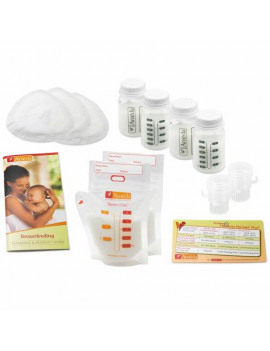 Breast pumping accessory kit part no. 17170m (1/ea)
