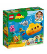 LEGO DUPLO Submarine Adventure 10910 Toddler Bath Toy Set (24 Pieces)