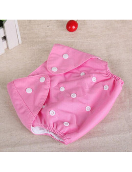 Adjustable Reusable Newborn Baby Toddler Infant Washable Cloth Diaper Nappy