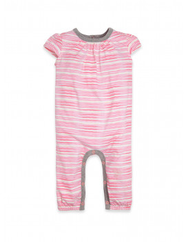 Burts Bees Baby Girls On the Road Coverall