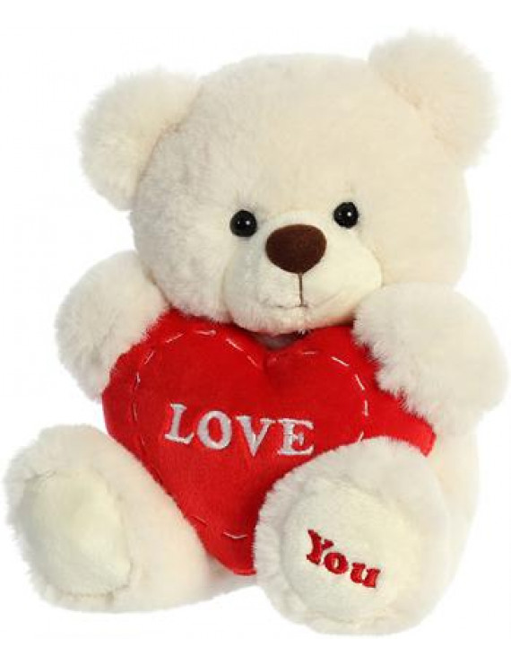 "Aurora - 8"" Love You To Stitches Bear"