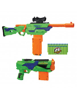 Adventure Force Arsenal 2pk Dart Blasters