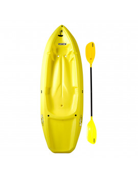 Lifetime Wave 6 ft Youth Kayak (Paddle Included), 90100