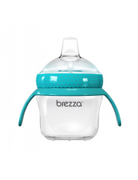 Baby Brezza Transitional Soft Spout Trainer Sippy Cup