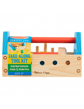 Melissa & Doug Take-Along Tool Kit EA