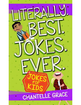 Joke Books: Literally Best Jokes Ever: Joke Book for Kids (Paperback)